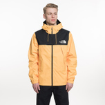 Мужская куртка ветровка The North Face 1990 Mountain Quest TNF Black/Yellow фото- 8