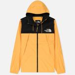 Мужская куртка ветровка The North Face 1990 Mountain Quest TNF Black/Yellow фото- 0