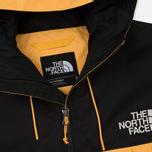 Мужская куртка ветровка The North Face 1990 Mountain Quest TNF Black/Yellow фото- 1
