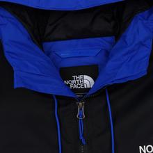 Мужская куртка ветровка The North Face 1990 Mountain Quest TNF Blue фото- 1