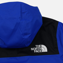 Мужская куртка ветровка The North Face 1990 Mountain Quest TNF Blue фото- 7