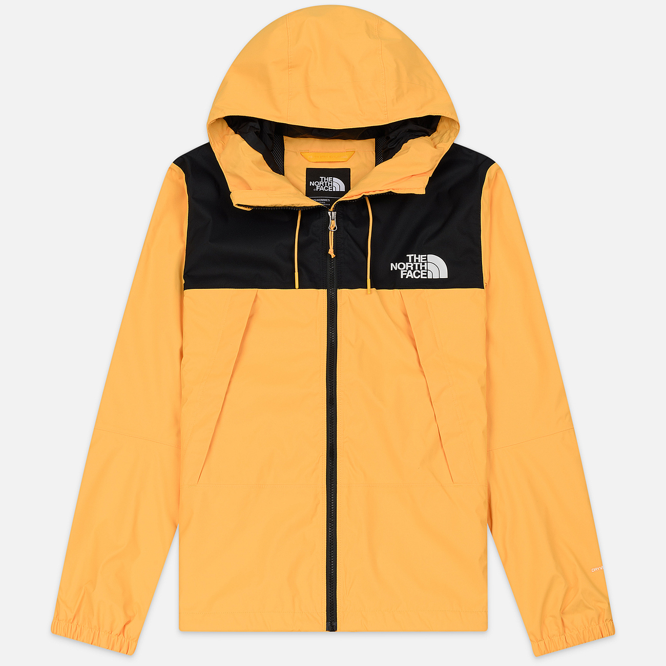 Мужская куртка ветровка The North Face 1990 Mountain Quest TNF Yellow