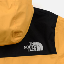 Мужская куртка ветровка The North Face 1990 Mountain Quest TNF Yellow фото- 3