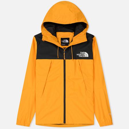 Мужская куртка ветровка The North Face 1990 Mountain Quest Zinnia Orange