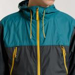 Мужская куртка ветровка The North Face 1990 Seasonal Mountain Asphalt Grey/Everglade фото- 5