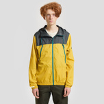 Мужская куртка ветровка The North Face 1990 Seasonal Mountain Leopard Yellow/Asphalt Grey фото- 2