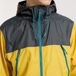 Мужская куртка ветровка The North Face 1990 Seasonal Mountain Leopard Yellow/Asphalt Grey фото- 3