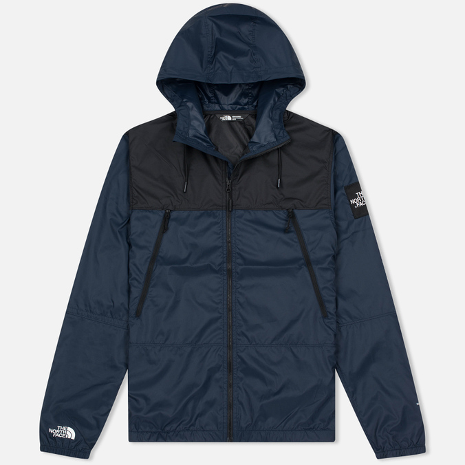 Мужская куртка ветровка The North Face 1990 Seasonal Mountain Urban Navy