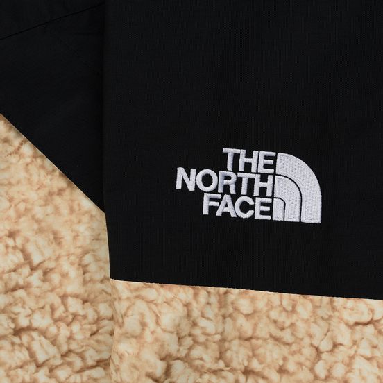 Мужская куртка ветровка The North Face 94 Retro Mountain Light TNF White Sherpa Print