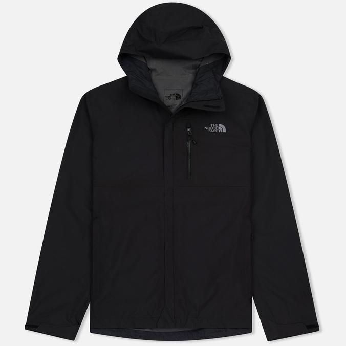 Мужская куртка ветровка The North Face Dryzzle TNF Black