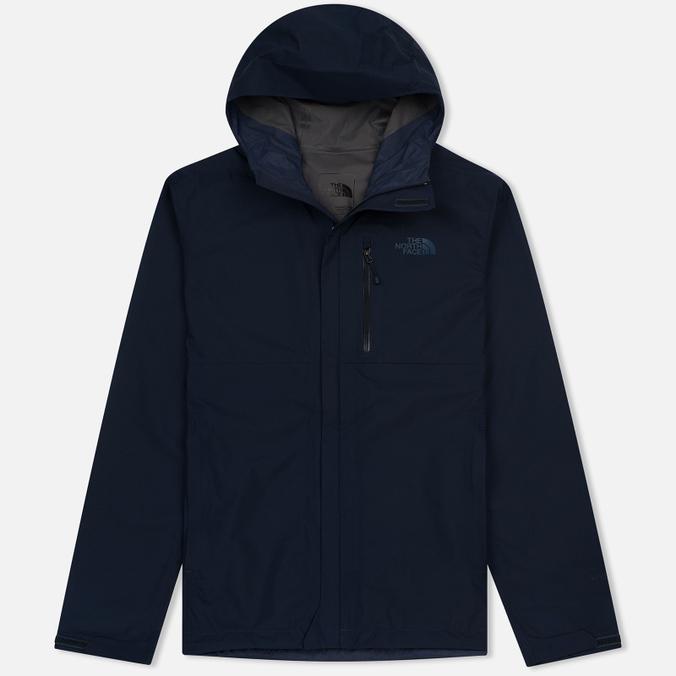 Мужская куртка ветровка The North Face Dryzzle Urban Navy