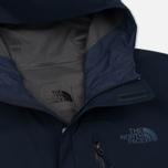 Мужская куртка ветровка The North Face Dryzzle Urban Navy фото- 2