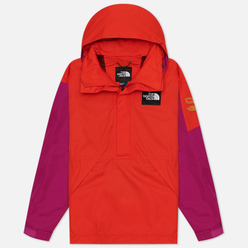 Мужская куртка ветровка The North Face Headpoint Fiery Red