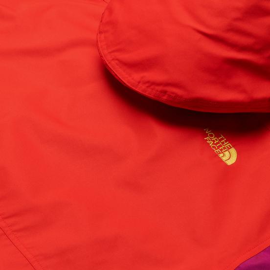 Мужская куртка ветровка The North Face Headpoint Fiery Red