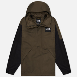 Мужская куртка ветровка The North Face Headpoint New Taupe Green
