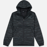 Мужская куртка ветровка The North Face Millerton TNF Black Tigrid Camo фото- 0