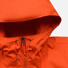 Мужская куртка ветровка The North Face Mountain Q Insul Tangerine Tango фото- 3