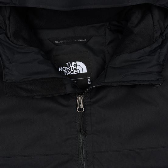 Мужская куртка ветровка The North Face Mountain Q Insul TNF Black