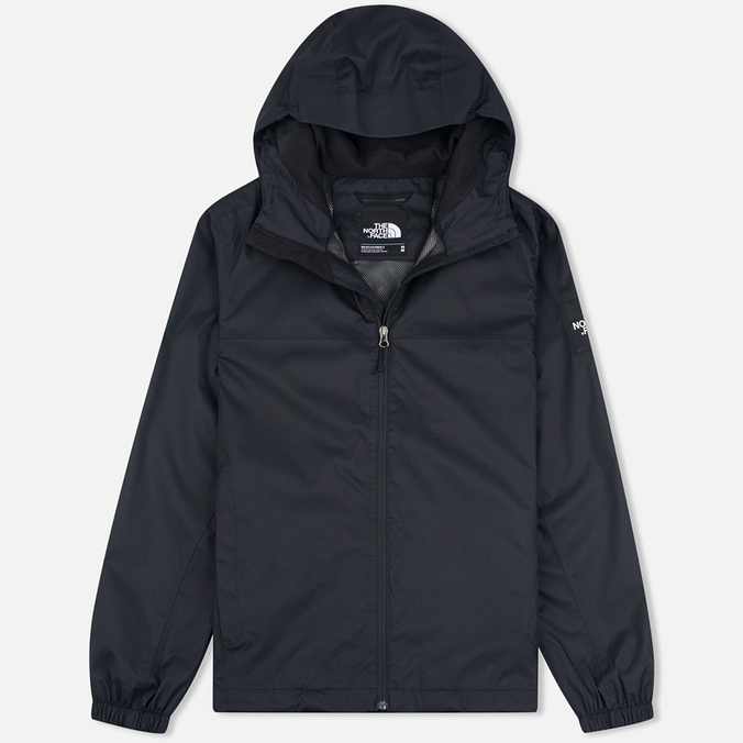 The North Face Mountain Quest Men's Windbreaker Black