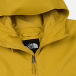 Мужская куртка ветровка The North Face Mountain Quest Leopard Yellow фото- 1