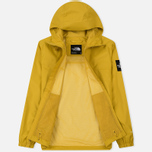 Мужская куртка ветровка The North Face Mountain Quest Leopard Yellow фото- 2