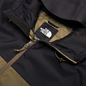 Мужская куртка ветровка The North Face Mountain Quest New Taupe Green/TNF Black фото - 1