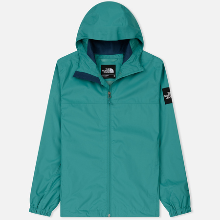 Мужская куртка ветровка The North Face Mountain Quest Porcelain Green