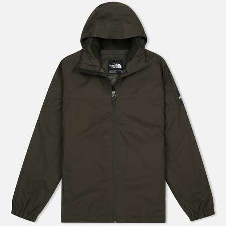 Мужская куртка ветровка The North Face Mountain Quest Rosin Green