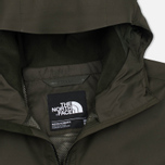 Мужская куртка ветровка The North Face Mountain Quest Rosin Green фото- 2
