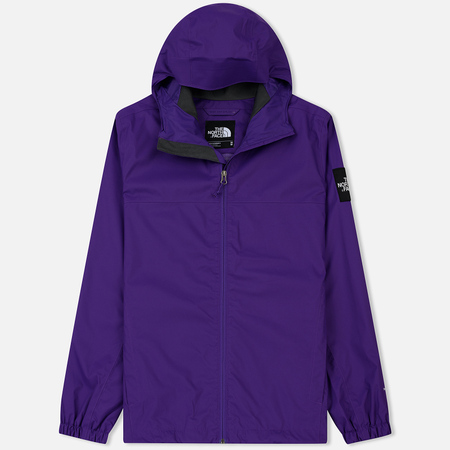 Мужская куртка ветровка The North Face Mountain Quest Tillandsia Purple