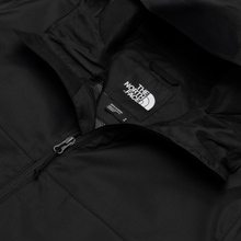 Мужская куртка ветровка The North Face Mountain Quest TNF Black/TNF White/TNF White фото- 4