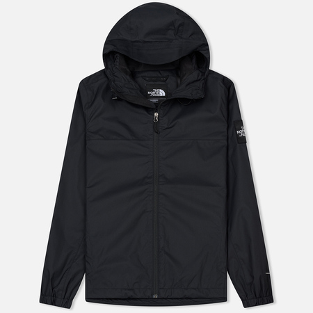 Мужская куртка ветровка The North Face Mountain Quest TNF Black/TNF White/TNF White