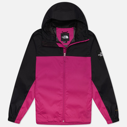 Мужская куртка ветровка The North Face Mountain Quest Wild Aster Purple/TNF Black
