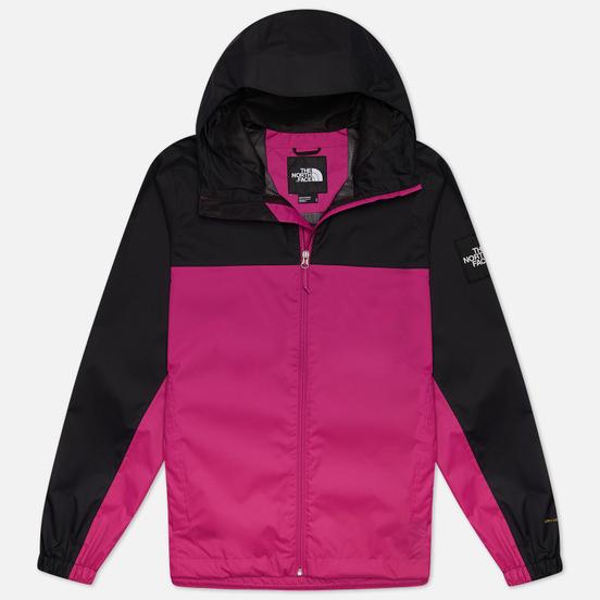 Мужская куртка ветровка The North Face Mountain Quest Wild Aster Purple/TNF Black