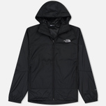 Мужская куртка ветровка The North Face NJ Flyweight Hoody TNF Black фото- 0