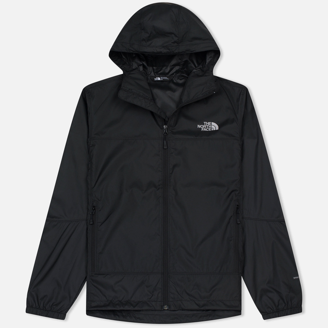 Мужская куртка ветровка The North Face NJ Flyweight Hoody TNF Black