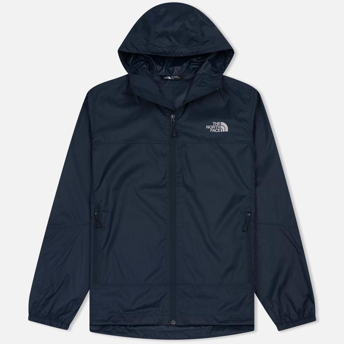Мужская куртка ветровка The North Face NJ Flyweight Hoody Urban Navy