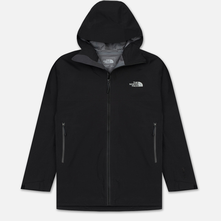 Мужская куртка ветровка The North Face Point Five Gore-Tex Pro 3L TNF Black