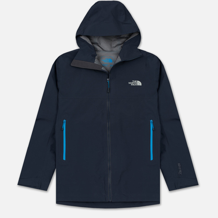 Мужская куртка ветровка The North Face Point Five Gore-Tex Pro 3L Urban Navy