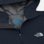 Мужская куртка ветровка The North Face Point Five Gore-Tex Pro 3L Urban Navy фото- 1