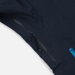 Мужская куртка ветровка The North Face Point Five Gore-Tex Pro 3L Urban Navy фото- 5