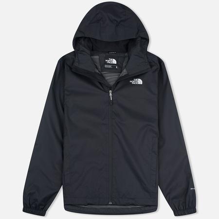 Мужская куртка ветровка The North Face Quest Black