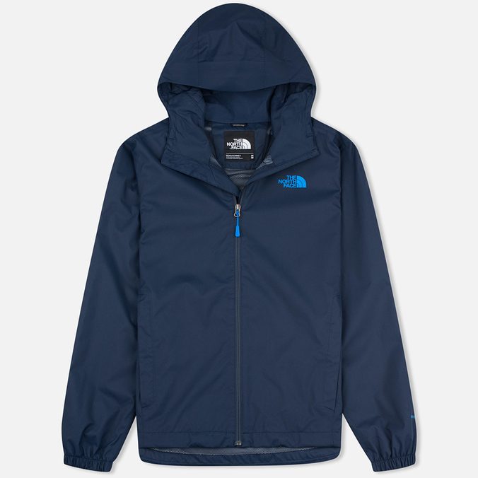 Мужская куртка ветровка The North Face Quest Cosmic Blue