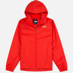 The North Face Quest Fiery Men's Windbreaker Red photo- 0