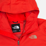 The North Face Quest Fiery Men's Windbreaker Red photo- 2
