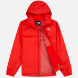 The North Face Quest Fiery Men's Windbreaker Red photo- 1