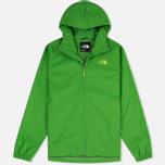 Мужская куртка ветровка The North Face Quest Flashlight Green фото- 0