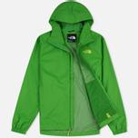 Мужская куртка ветровка The North Face Quest Flashlight Green фото- 1