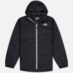 Мужская куртка ветровка The North Face Quest Insulated Black фото- 0