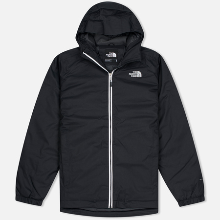 Мужская куртка ветровка The North Face Quest Insulated Black